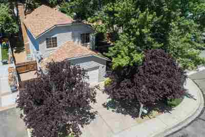 Sparks Single Family Home For Sale: 1290 Kendal