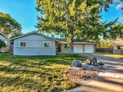 Reno Single Family Home New: 1001 Golconda Dr.