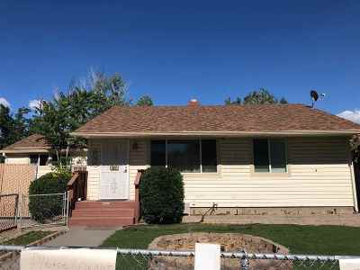 Reno Single Family Home For Sale: 860 Yori Ave