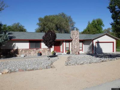 Reno Single Family Home For Sale: 5365 Cypress Point