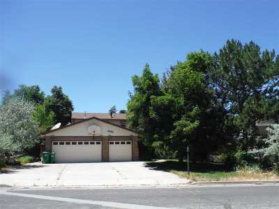 Washoe County Single Family Home New: 3370 Thornhill Drive