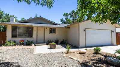 Carson City Single Family Home Active/Pending-Loan: 854 Auburn Ct