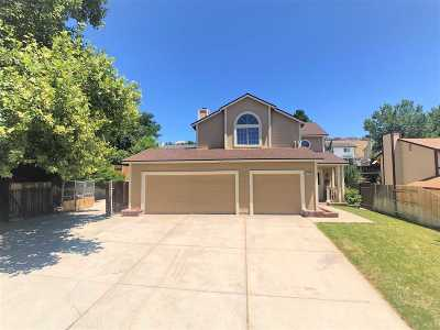 Sparks Single Family Home For Sale: 1434 Golddust