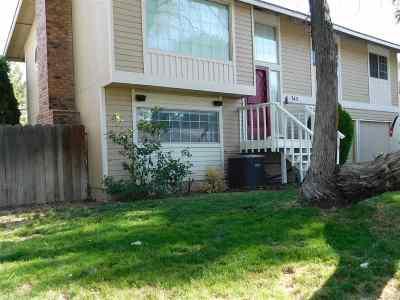 Sparks Single Family Home For Sale: 345 Lenwood