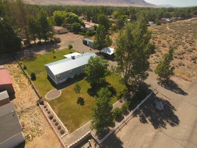 Winnemucca Manufactured Home For Sale: 6315 Prospect