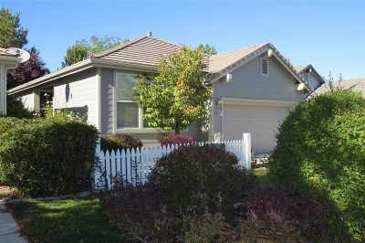 Reno Single Family Home New: 835 Caughlin Crossing