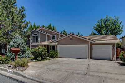 Washoe County Single Family Home New: 3661 Hemlock Way
