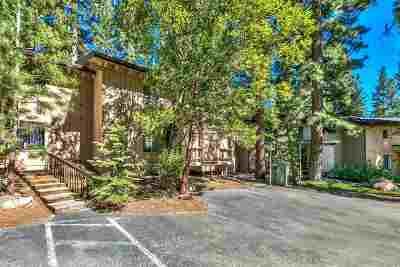 Stateline, Glenbrook, Zephyr Cove, Crystal Bay, Incline Village Condo/Townhouse For Sale: 321 Ski Way #218