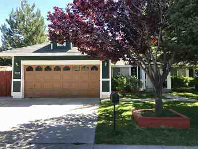 Reno Single Family Home New: 1826 Terrace Heights