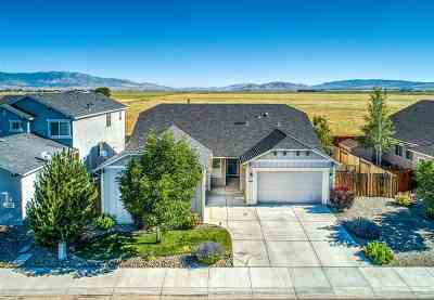 Gardnerville Single Family Home Active/Pending-Call: 1252 Ox Yoke Ct.