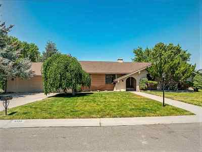 Washoe County Single Family Home New: 4135 Inwood Ln