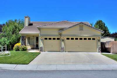 Sparks NV Single Family Home New: $374,900