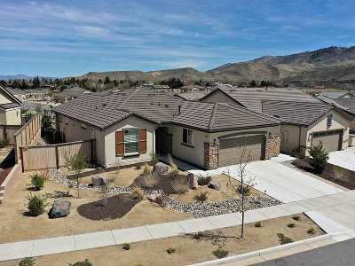 Washoe County Single Family Home New: 858 Larrimore Trl