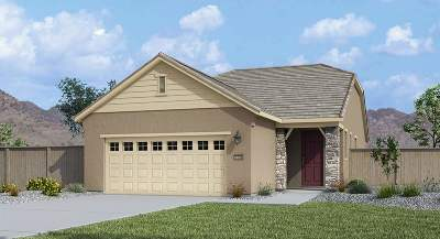 Sparks NV Single Family Home New: $374,950
