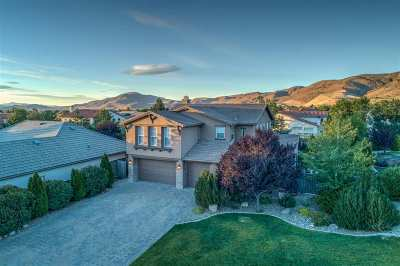 Washoe County Single Family Home New: 665 Paso Fino Ct.