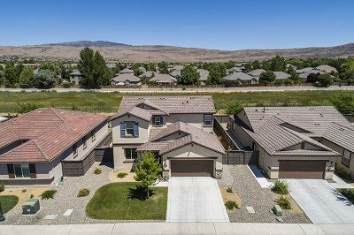 Sparks NV Single Family Home New: $435,000