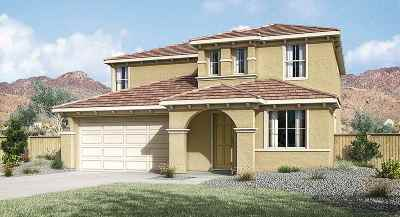 Sparks NV Single Family Home New: $439,950
