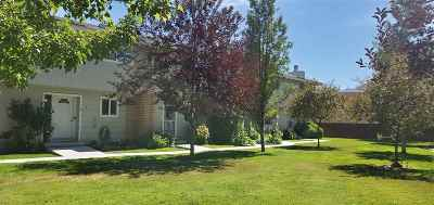 Gardnerville Condo/Townhouse For Sale: 1349 El Dorado #E
