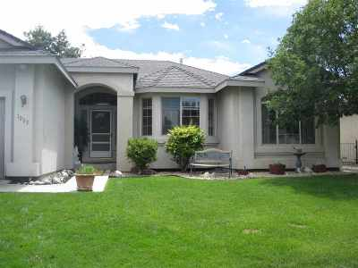 Fernley Single Family Home New: 1005 Pepper Lane