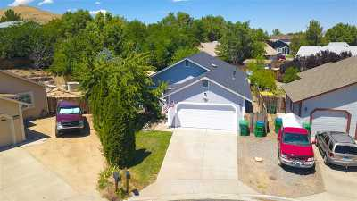 Sparks NV Single Family Home Active/Pending-Loan: $345,000