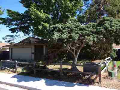 Sparks NV Single Family Home New: $298,200