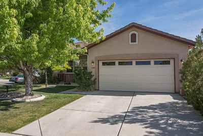 Reno Single Family Home New: 1605 Cattlemen Court