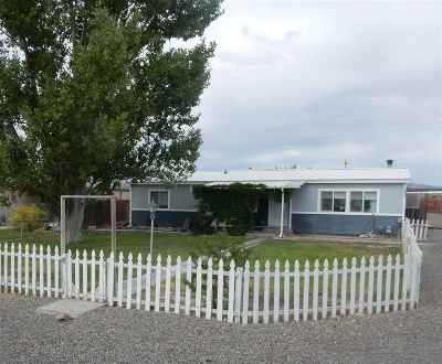 Battle Mountain Manufactured Home Price Raised: 135 Lemaire Rd