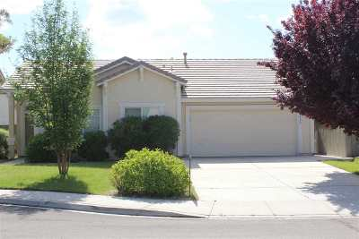 Reno Single Family Home New: 9428 Mammoth