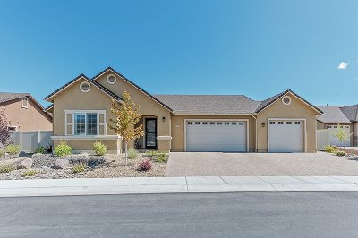 Reno Single Family Home New: 2158 Cecile Court