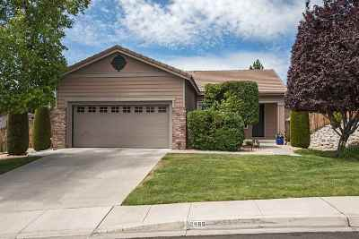 Reno Single Family Home New: 2665 Red Bird Drive