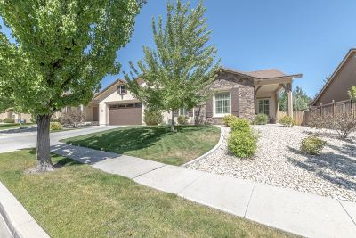 Sparks NV Single Family Home New: $515,000