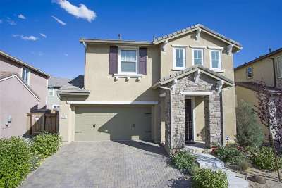 Reno Single Family Home New: 2090 Half Dome