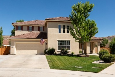 Sparks NV Single Family Home New: $519,000