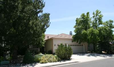 Reno Single Family Home New: 3230 Eaglewood