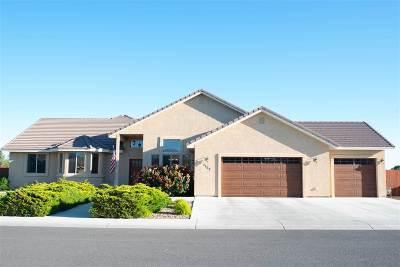 Fallon Single Family Home New: 1152 Whitehawk Drive