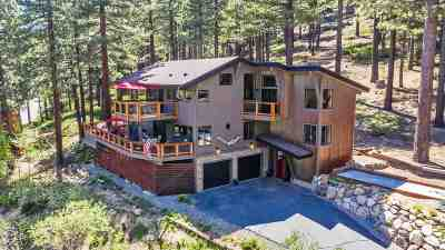 Incline Village Single Family Home For Sale: 902 Jennifer