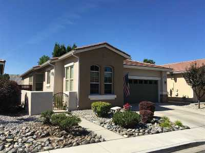 Sparks Single Family Home Active/Pending-Loan: 2215 Calabria Dr