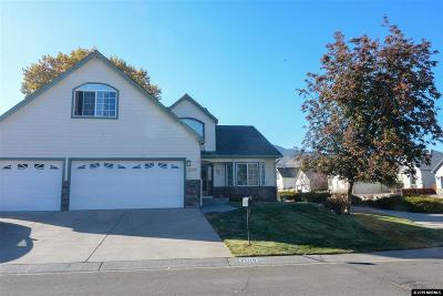 Carson City Single Family Home For Sale: 2198 Court Side Cir