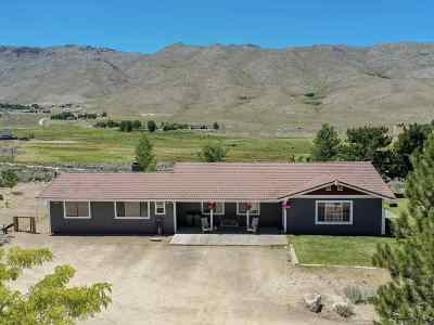 Reno Single Family Home Active/Pending-Loan: 14810 Rancho Dr.