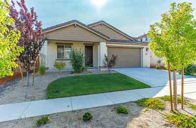 Reno Single Family Home For Sale: 1435 Samantha Crest Trail