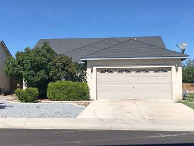 Fernley Single Family Home Active/Pending-Loan: 379 Ben's Way