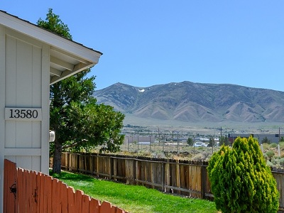 Reno Single Family Home Active/Pending-Loan: 13580 Mount Sage Ct