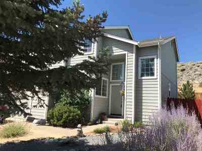 Single Family Home Active/Pending-Loan: 6571 Wassuk Ridge