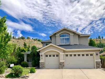 Reno Single Family Home For Sale: 2650 Avenida De Landa