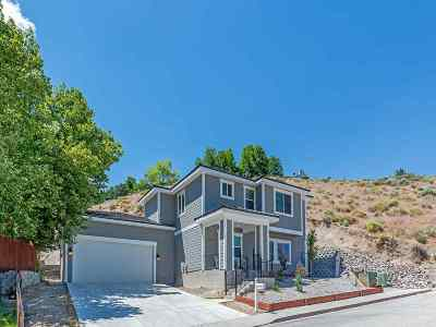 Reno Single Family Home For Sale: 3575 Conifer Drive