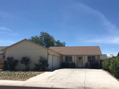 Fernley Single Family Home New: 239 Emigrant