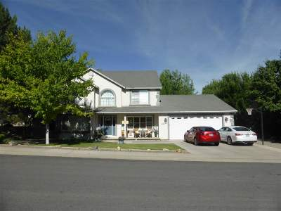 Winnemucca Single Family Home New: 4128 Two Rock Drive