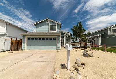 Reno Single Family Home Price Raised: 3477 Ridgecrest Dr.