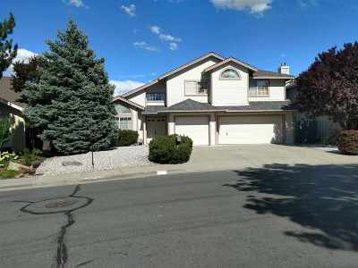 Reno Single Family Home For Sale: 2652 Starr Meadows Loop