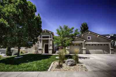 Reno Single Family Home New: 9631 Glen Ridge Drive